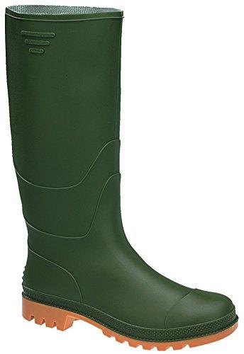disponibilità nel Regno Unito 6b781 cae28 PVC Knee Boots No 42 Green 06310