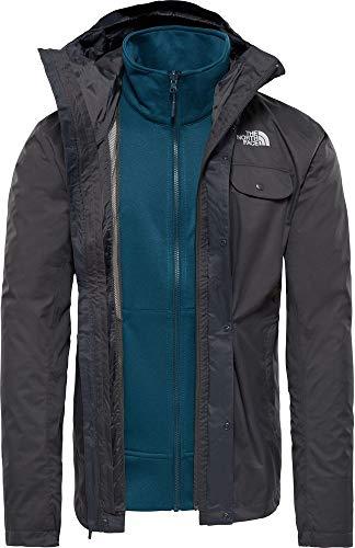 The North Face tanken triclimate jacket asphalt grey-L