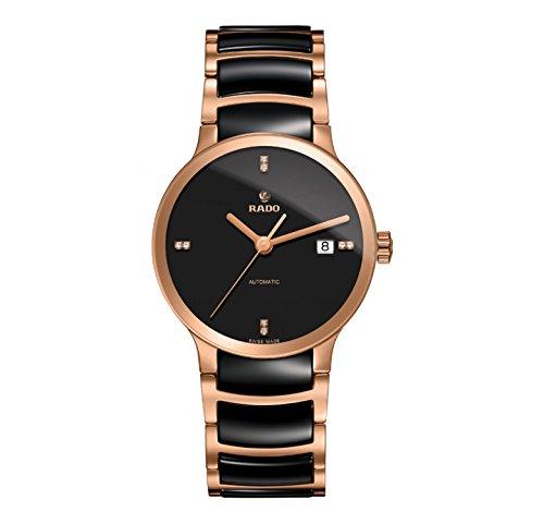 Rado Centrix Black Dial Automatic Unisex Watch R30036712