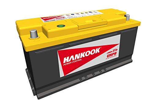 Hankook UHPB UMF 610 00 Ultra High Performance Autobatterie 12V 110Ah 950A/EN, wartungsfrei