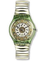 Orologio Swatch - GG131 - Green Shine - Elastic Band - Cinturino Elastico