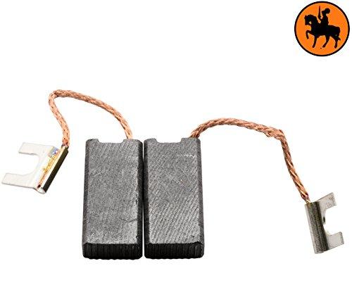 Buildalot Universal Kohlebürsten bu_8719468498572 für Stayer Elektrowerkzeuge - 6x10x20mm - 0,24x0,39x0,79\'\'