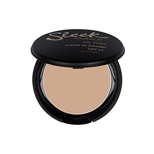 Sleek Make Up To Powder Foundation Oyster Crème fond de teint 9 g