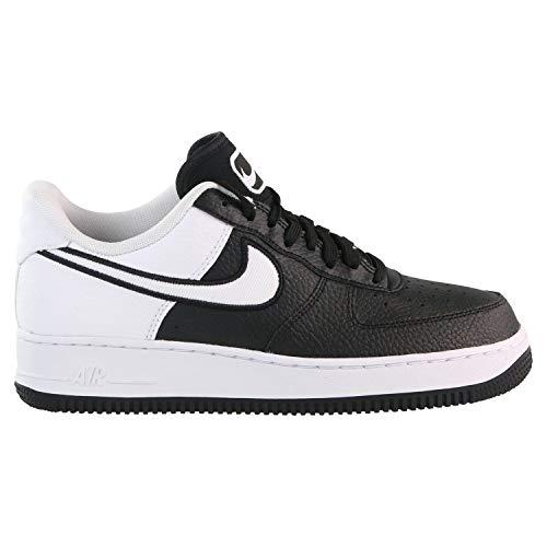 Sneakers Uomo N Ike Air Force 1 '07 LV8 1 AO2439.001 (40-001 Black-White)