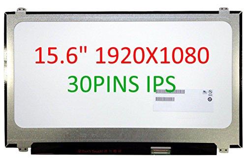 A Plus Screen Écran de Remplacement Compatible pour Ordinateur Portable ASUS VIVOBOOK F510UA IPS FHD 1080P (Bord étroit) 15,6'