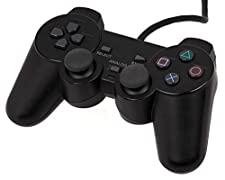 PS2 / PS1 Analog Compatible Controller