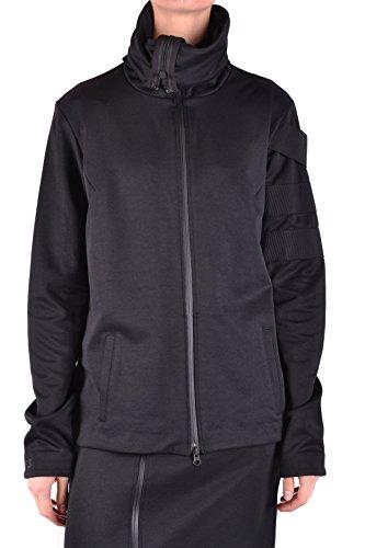adidas Y-3 Yohji Yamamoto Women's MCBI317079O Black Polyester Sweatshirt