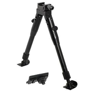 UTG taktisches Zweibein Auflage Shooters Sniper Bipod 9-11' ausziehbar TL-BP69ST