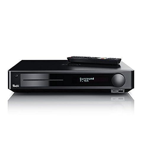 Teufel Impaq 8000 7.1 Blu-ray AV-Receiver 4K 3D HDMI DLNA