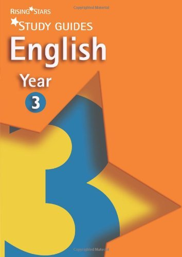 Rising Stars Study Guides: English Years 3 (Rising Stars Study Guides Series) by various (2007-09-01)