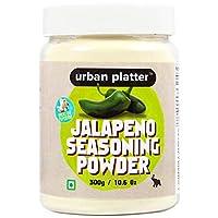 Urban Platter Jalapeno Seasoning Powder, 300g / 10.58oz [Spicy, Perfect Seasoning, Great on Popcorns]