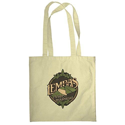 TEXLAB - Lembas the Elvish Waybread - Stoffbeutel, natur
