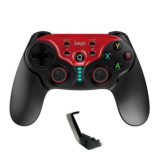 LXWM Bluetooth Gamepad Controller mit Handyclip für Android/Smart TV Box Android Spiel Wireless Controller
