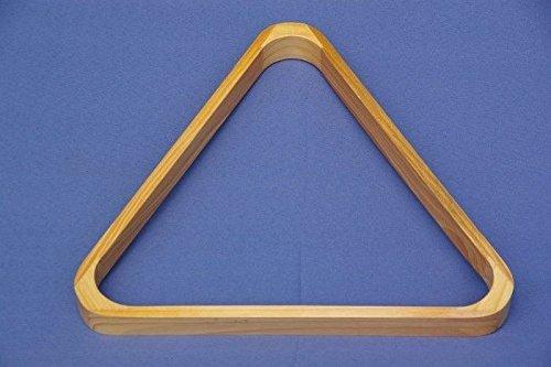 nanook Billard-Dreieck, Holz, lackiert
