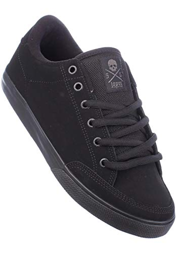 1ff10c10e8b80 C1RCA - Zapatillas de Skateboarding de Sintético para Hombre Negro Negro  Negro Size  42.5 EU