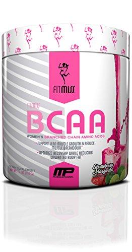FitMiss BCAA-Strawberry Margarita