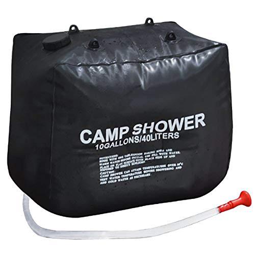 40 Liter-heizung (TOOGOO 40L Solar Heizung Wandern Camping Camp Dusche Tasche Fall Aussen Waschen)