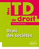 Lire le livre Droit des sociétés gratuit
