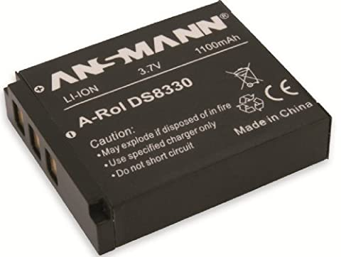 Ansmann 5044463 3.7 Volt A-Rol DS8330 1100mAh Lithium Replacement Battery