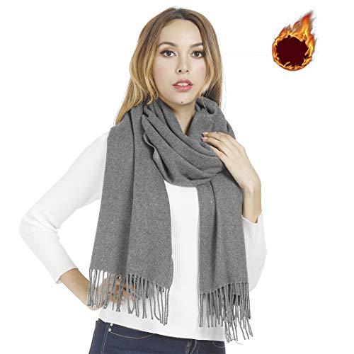 Gogogoal XXL Winter Schal Damen Herren, Modeschal Verstärkt -