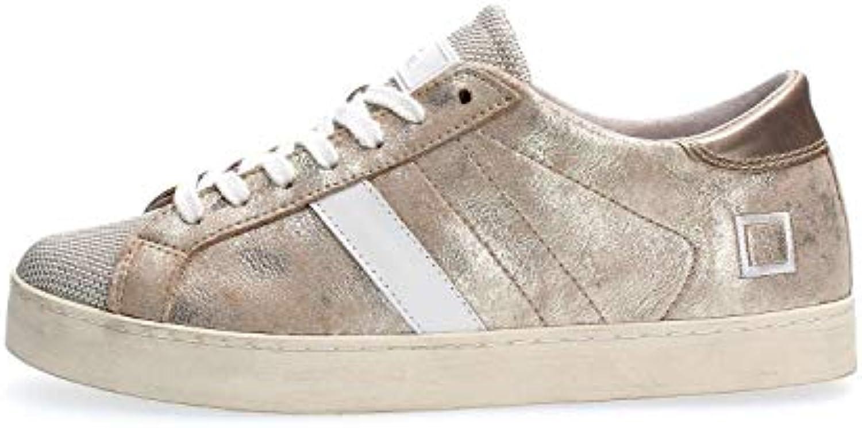 Date Hill Low Stardust scarpe da ginnastica Donna Platinum 38 38 38   di moda  ab6c75