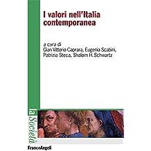 I valori nell'Italia contemporanea (La società)