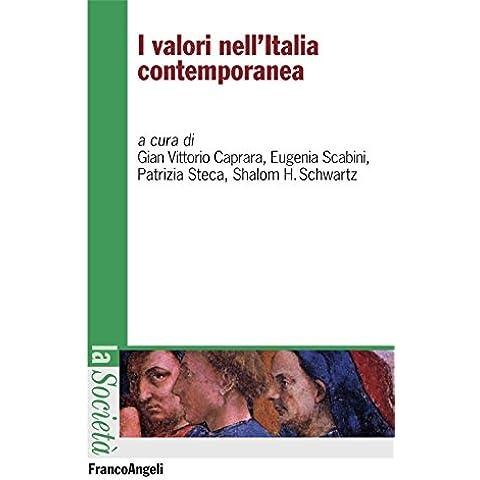I valori nell'Italia contemporanea (La