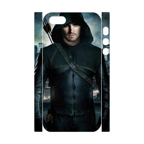 LP-LG Phone Case Of Green Arrow For iPhone 5,5S [Pattern-6] Pattern-4