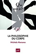La philosophie du corps de Maria Michela Marzano