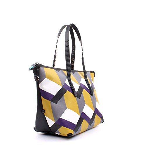 Gabs GILDA-I17 TEST Shopping Donna Scacchi