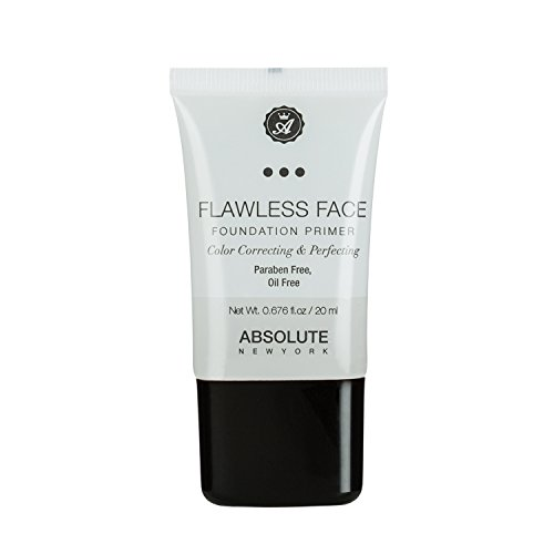 (6 Pack) ABSOLUTE Flawless Foundation Primer - Clear