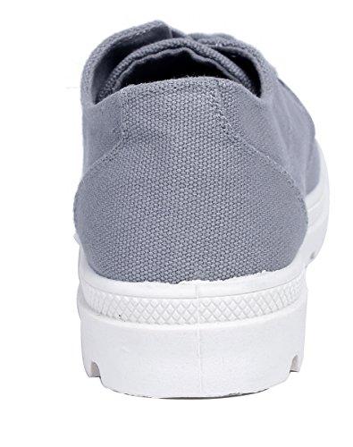In Uomo Basse Con Pelle E Sneakers Scarpe Da Elastico Scamosciata 6qFUTI