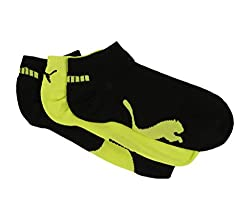 Puma Mens Cotton Ankle Socks (8903066615770_IN91088903_Black)