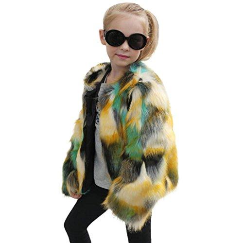 Byste - Abrigo - Moda - para niña