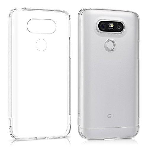 kwmobile LG G5 / G5 SE Hülle - Handyhülle für LG G5 / G5 SE - Handy Case in Transparent