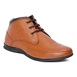 Red Chief Mens Tan Leather Formal Shoes - 6 UK/India (39 EU)(RC790 006)