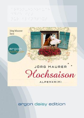 Buchseite und Rezensionen zu 'Hochsaison (DAISY Edition)' von Jörg Maurer