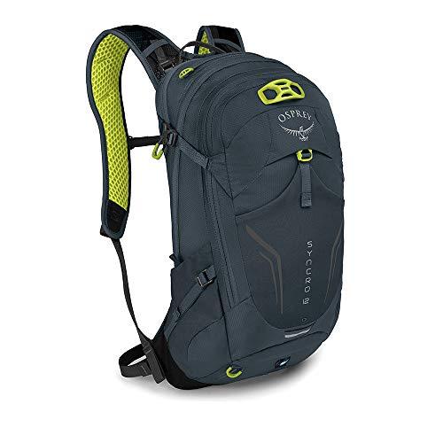 Osprey Syncro 12 Multisport-Rucksack für Männer -Sport Pack - Wolf Grey (O/S)