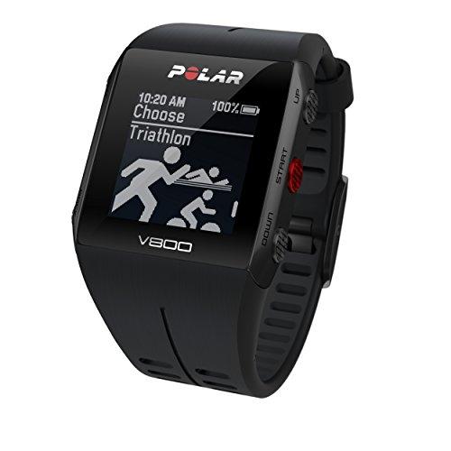 Polar V800 Multi-Sports GPS Watch – Black