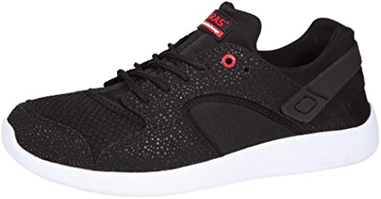 Boras Fashion Sports Sneaker black/white  Billig und erschwinglich Im Verkauf