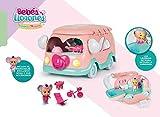 IMC Toys- Caravana DE Bebe LLORON Koala Incluye Personaje ESCLUSIVO KOALI Y Sus Accesorios, (91931)