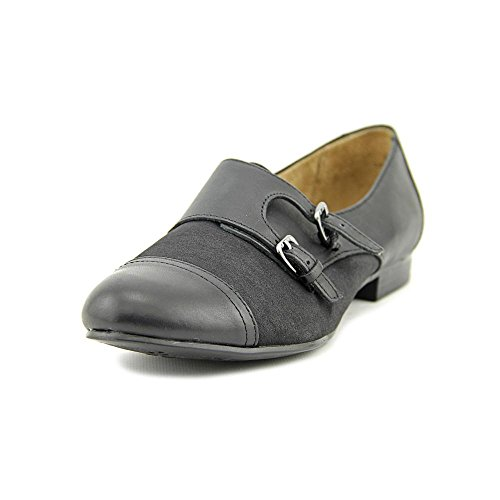 Naturalizer Learner Cuir Mocassin Black