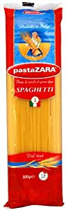 Pasta Zara Spaghetti, 500g