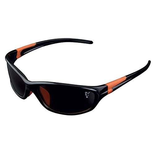 FoxCSN032 Sunglasses Polarisationsbrille XT4 Black Frame / Grey