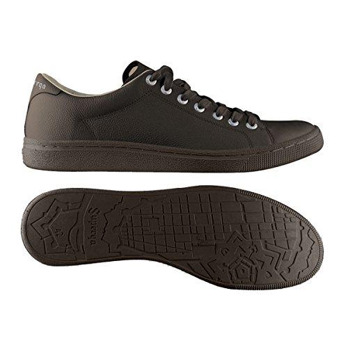 Sneakers - 4530-bycu Full Dk Chocolate