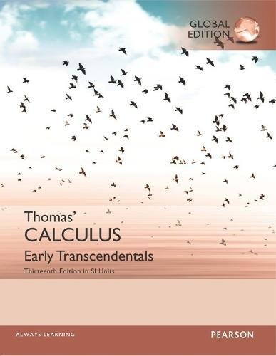 Thomas: Thomas'Calculus ET plus MyMathLab with Pearsson eTxt, Global Edition