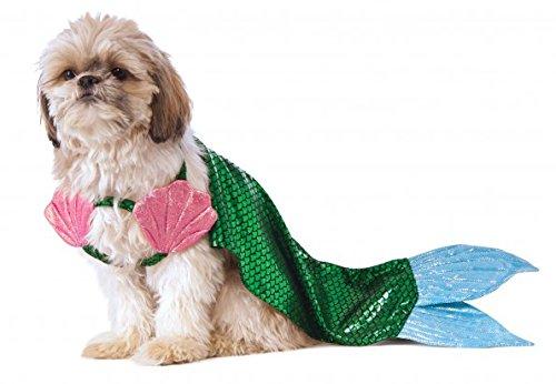 Rubies Costume Company Mermaid Hunde Kostüm