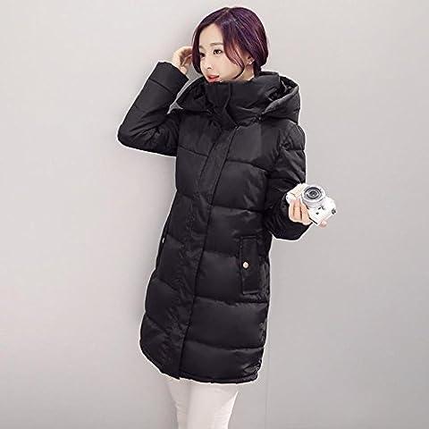 Donne piumino imbottito portafoglio sottile Piumino , black , l - Adidas Stati Corto