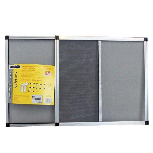 MAURER 1190400 Marco Mosquitero Aluminio Extensible 50x 50/94