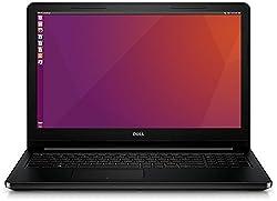 Dell Inspiron 15 3565 15-inch Laptop (7th Gen E2-9000/4GB/500GB/Ubuntu Linux 16.04/Integrated Graphics), Black AMD